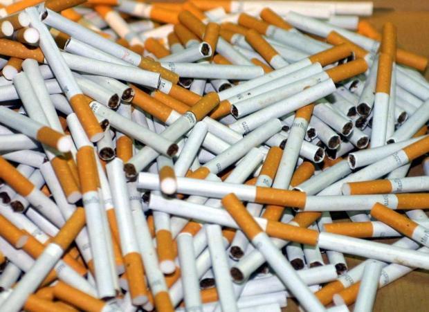 cigari kontrabanda