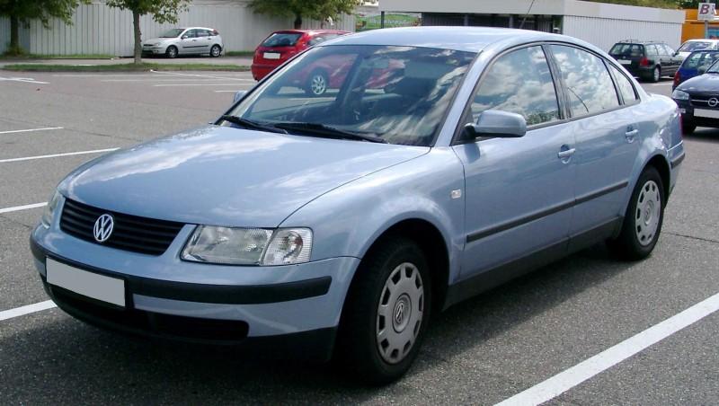 VW Passat B5 front 20080818